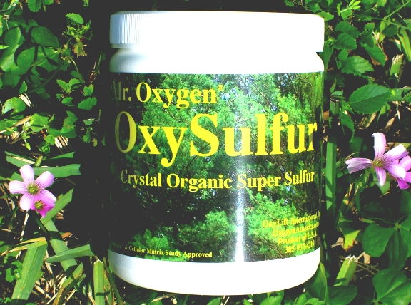 The Absolute Best Sulfur, OxySulfur